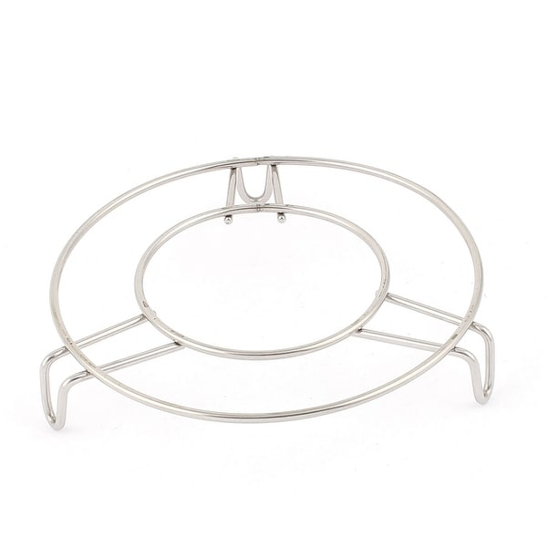 Shop Stainless Steel Kitchen Cookware Wire Steaming Rack