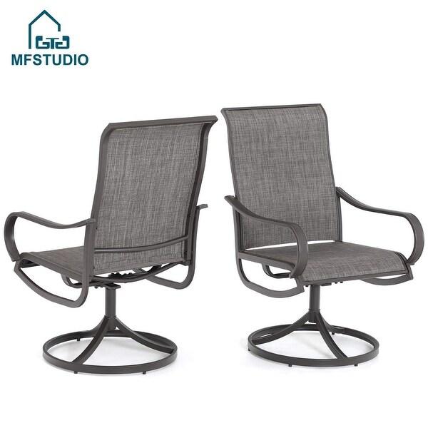 swivel patio furniture find great