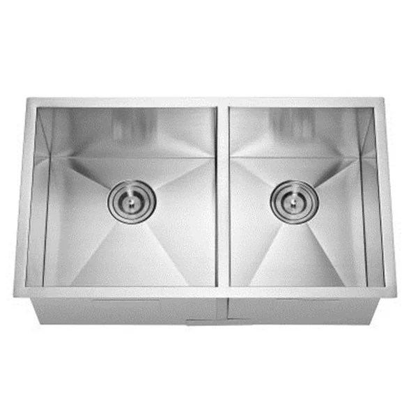 undermount single bowl kitchen sink green rug shop zero radius 32 x 19 10