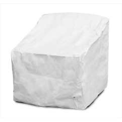 High Back Chair Covers For Sale Walmart Student Shop Dupont Tyvek Deep Seating Cover White 34 W X Free Shipping Today Overstock Com 21755254