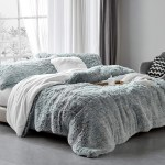 Are You Kidding Coma Inducer Oversized Comforter Frosted Navy Gray Overstock 32119997 Frosted Navy Gray Twin Xl
