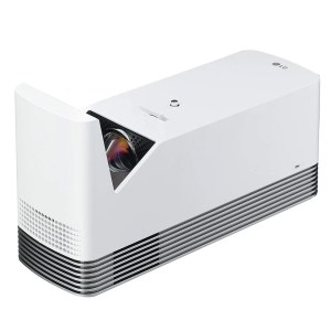 LG Electronics HF85JA DLP Projector White,(Certified Refurbished) (White)