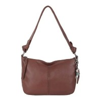 Shop THE SAK Women's Rialto Hobo Handbag Teak Leather - US ...