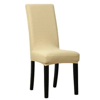 leather chair covers to buy king faux slipcovers online at overstock com our best furniture deals