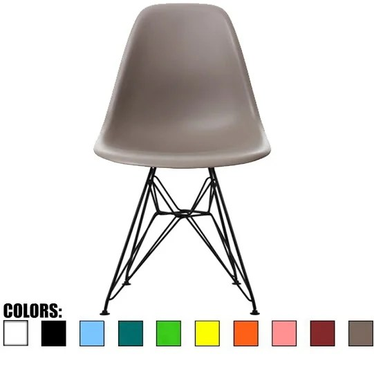 black dining room chairs with chrome legs computer chair for gaming shop 2xhome modern plastic side colors dark wire base free shipping today overstock com 14251437