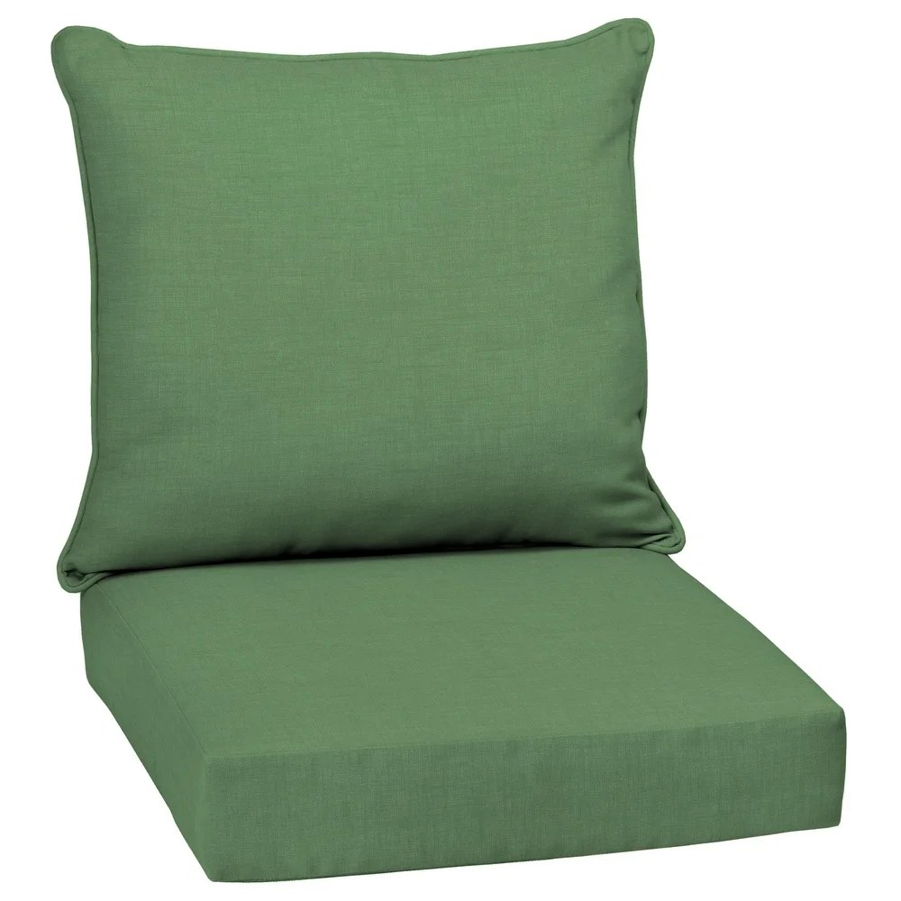 buy green outdoor cushions pillows
