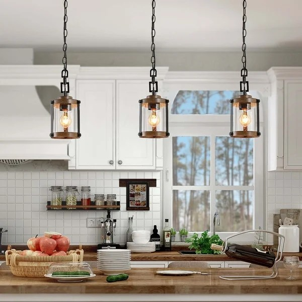 rustic pendant lights find great