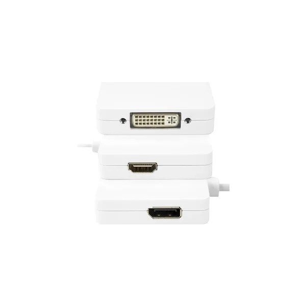 Shop Rocstor YMDHDD-WH Rocstor Mini Displayport to HDMI