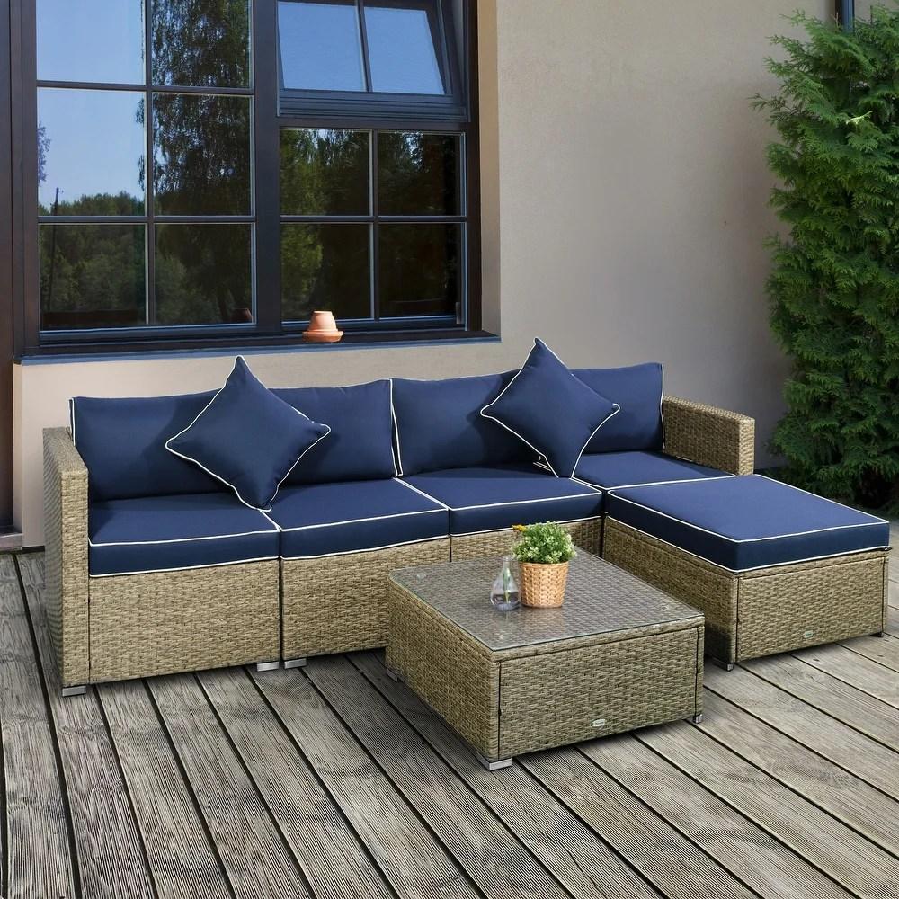 modern contemporary garden patio