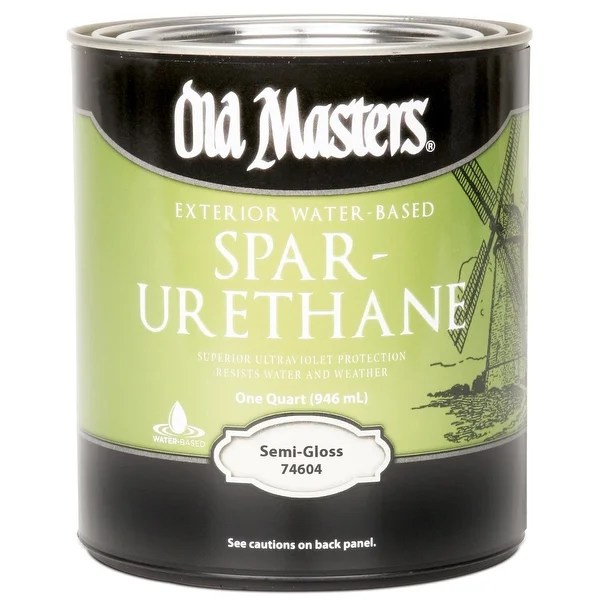 Varathane Spar Urethane Water Based Reviews