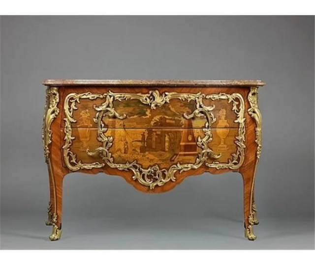 Commode Poster Print By To Attributed Leonard Boudin  In