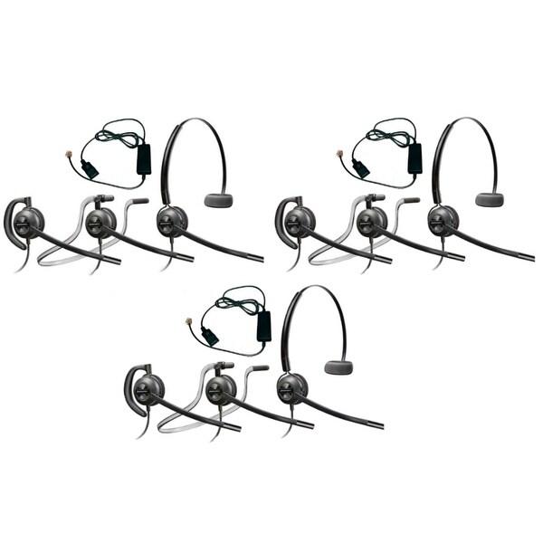 Shop Plantronics EncorePro HW540 Noise Canceling Mono