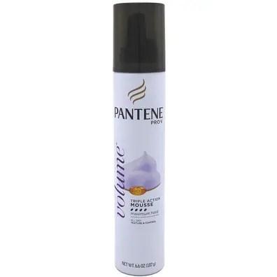 Shop Pantene ProV Fine Hair Style Mousse Triple Action
