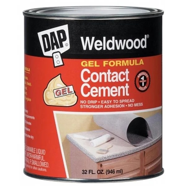 Best Way To Apply Contact Cement