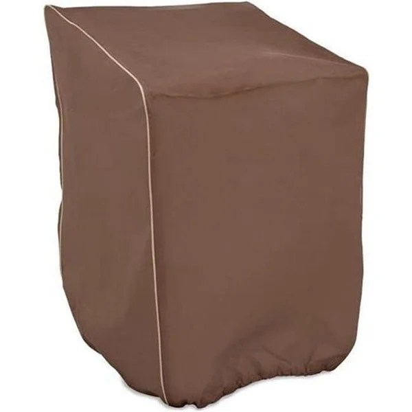 b and q garden chair covers round base mr bar 07806aa 30 x 27 48 in stacking cover taupe free shipping on orders over 45 overstock 27460700