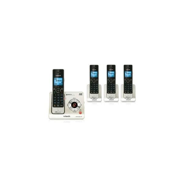 Shop Vtech LS6425-4 Digital Expandable Cordless Phone w/ 4