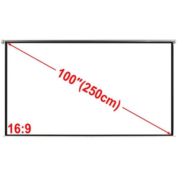 Shop vidaXL Manual Projection Scr. 78.7x60.2 in. Matt