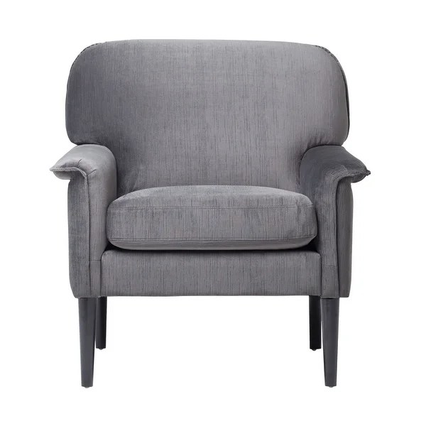 overstock arm chair neck posture shop offex mansard charcoal free shipping today