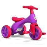 Costway 2 In 1 Toddler Tricycle Balance Bike Scooter Kids Riding Toys Overstock 23602189