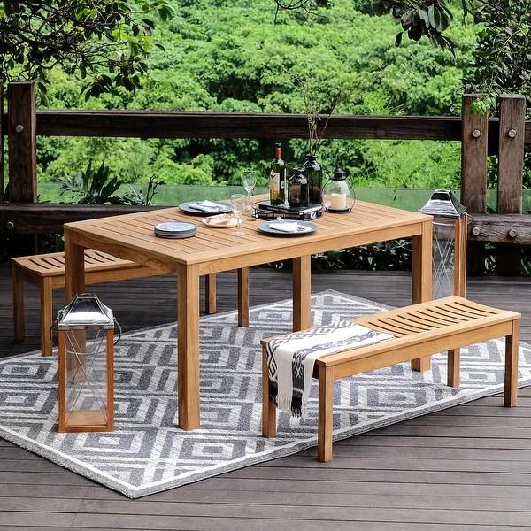 https www overstock ca home garden dining sets teak material 17331 subcat html