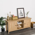 Shop Amarantos Wooden Tv Stand Mid Century Modern Tv Console Living Room Storage Cabinet Universal Stand Entertainment Center On Sale Overstock 31842317