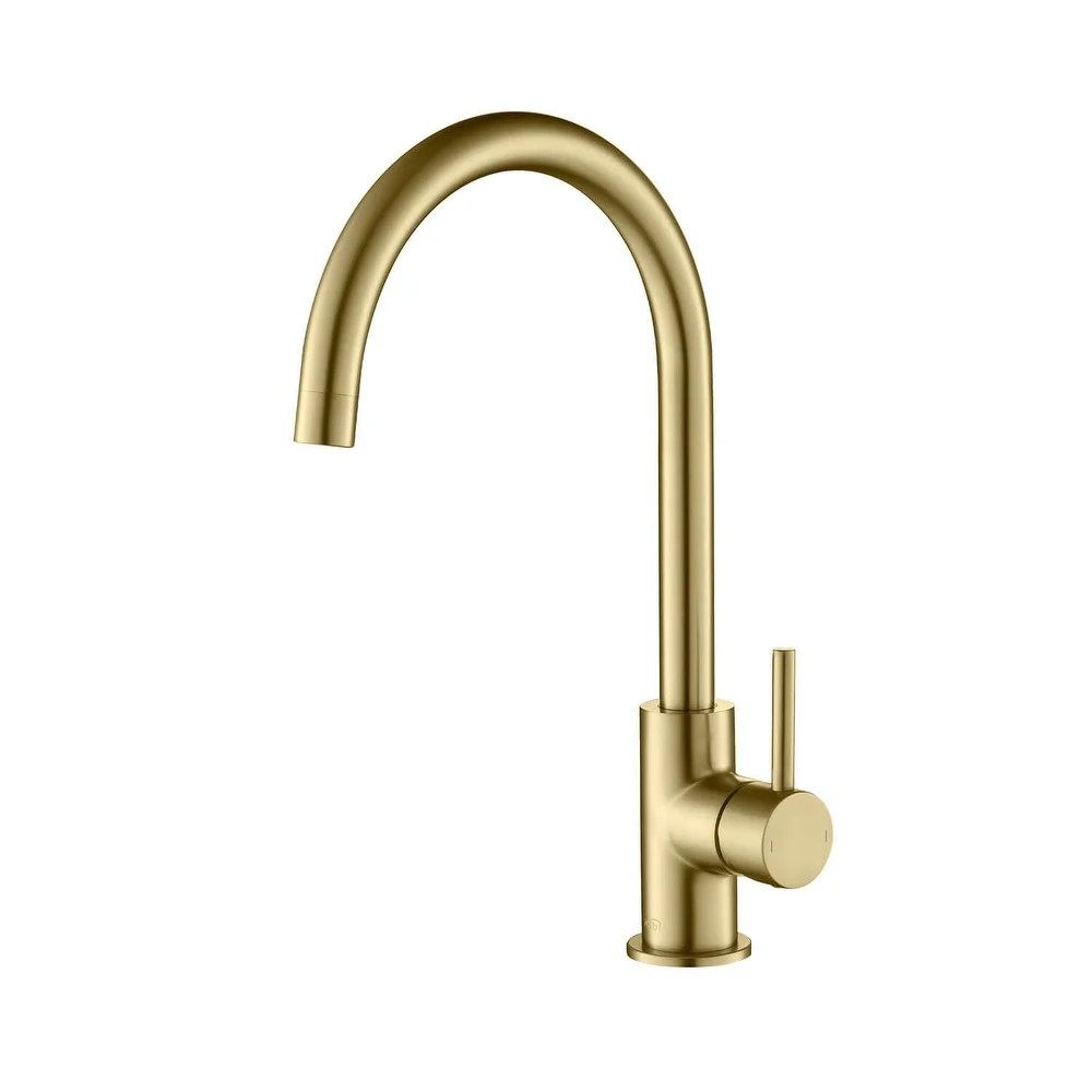 buy gold finish kitchen faucets online