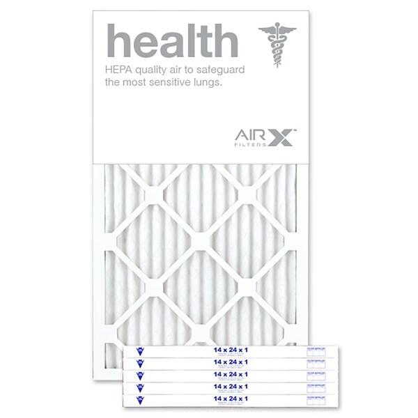 Shop AIRx Filters Health 14x24x1 Pleated Air Filter