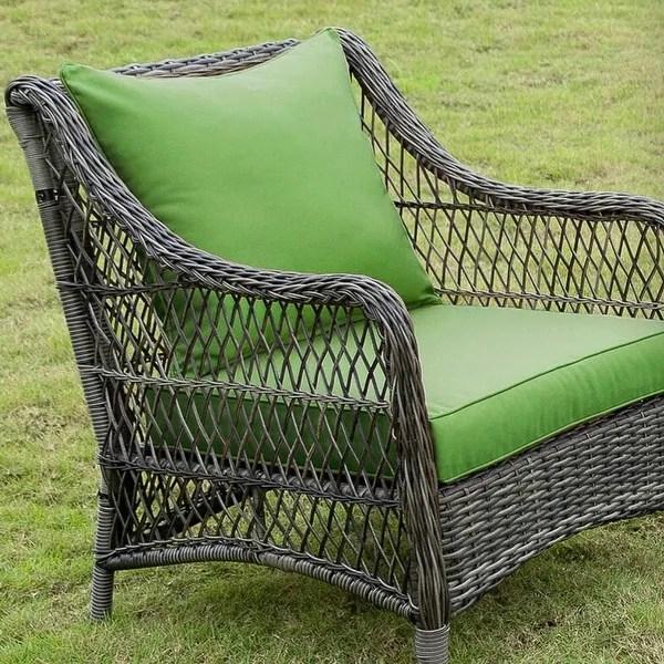 gordon outdoor patio cushion set with