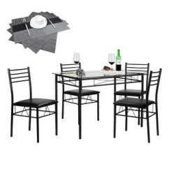 Kitchen Glass Table 4 Person Buy Dining Room Tables Online At Overstock Com Our Best Bar Furniture Deals