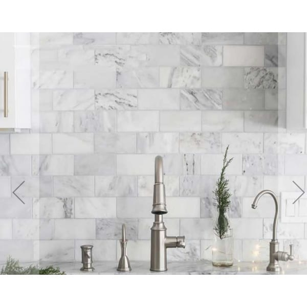 marble tile find great home