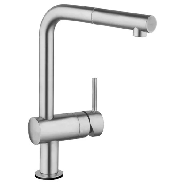 grohe 30 218 minta pull out spray kitchen faucet with touch activation