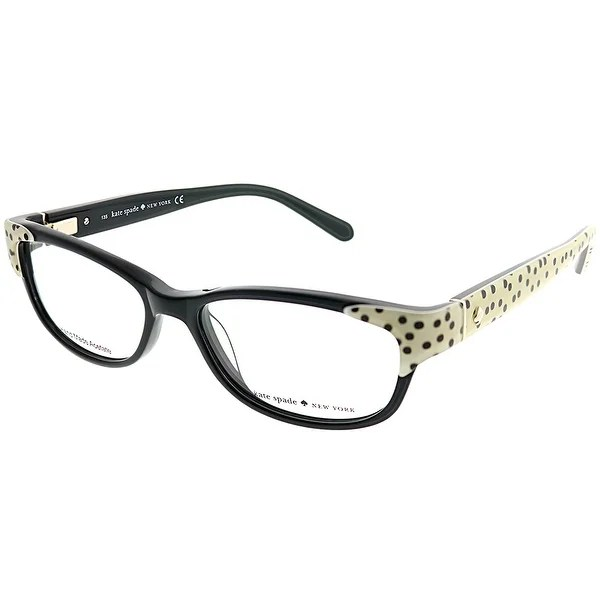 Shop Kate Spade KS Alease X55 Womens Black Frame