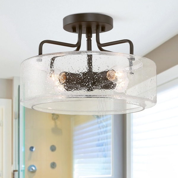 https www overstock com lighting ceiling fans mid century 4 light semi flush mount ceiling lighting fixture w12 x h8 30955081 product html