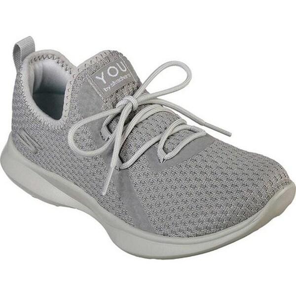 Shop Skechers Women's YOU Serene Sneaker Gray - Free Shipping Today - Overstock - 20998015