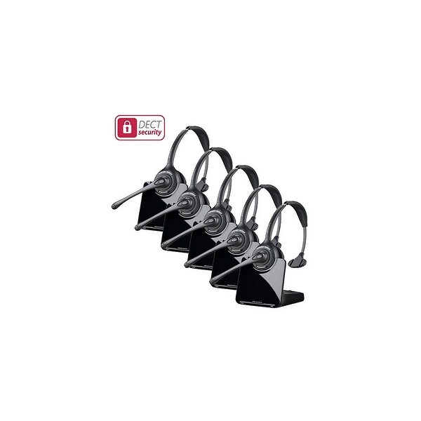 Shop Plantronics CS510 84691-01 Mono Wireless Headset (5