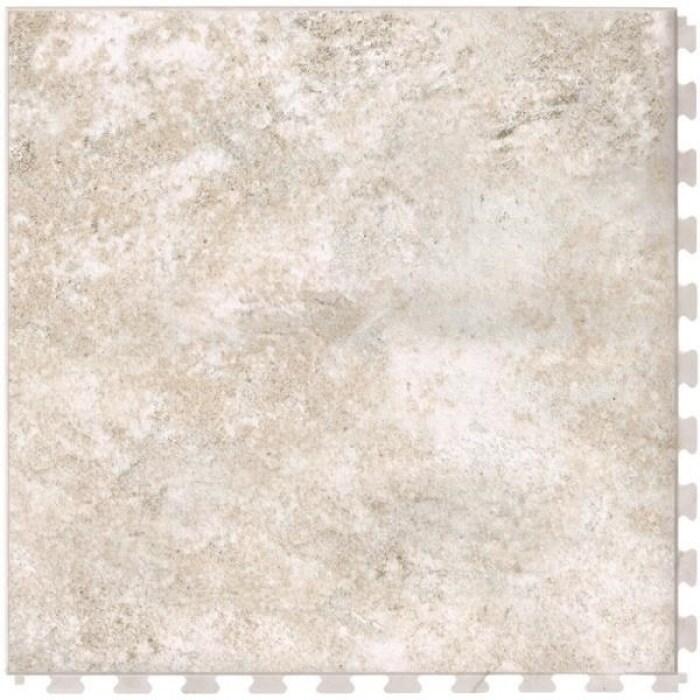 perfection floor tile itns570fs50 hidden interlocking vinyl floor tile 20 x 20 x 5mm