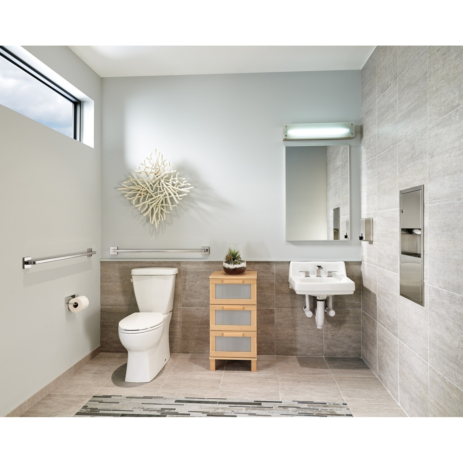 delta 3568lf mpu ara 1 2 gpm widespread waterfall bathroom faucet