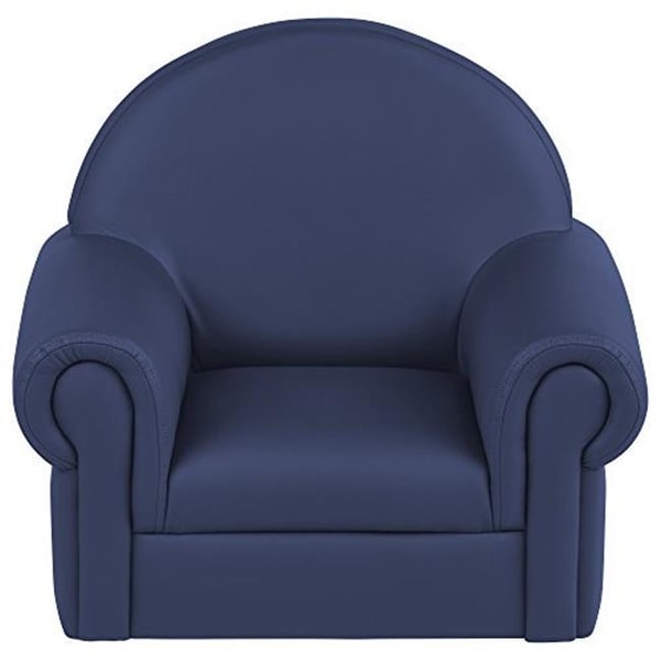 soft toddler chairs ergonomic chair malaysia price shop s zone little lux navy free shipping today overstock com 22080876