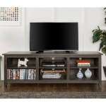 Copper Grove Beaverhead 70 Inch Charcoal Tv Stand Console On Sale Overstock 20616605