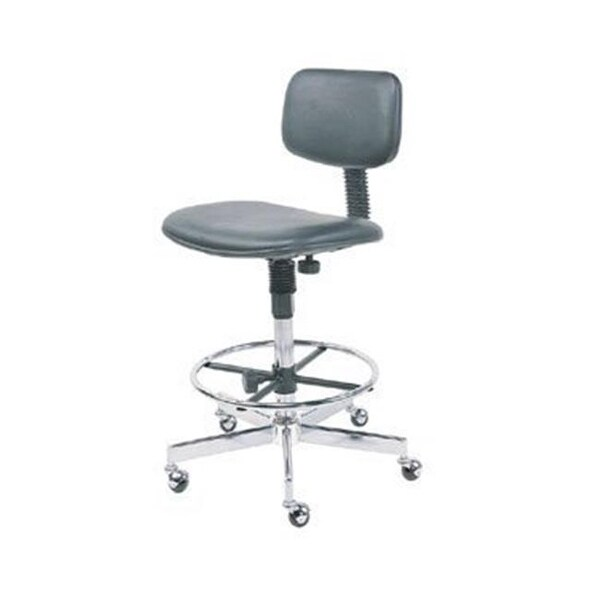 swivel office chair without arms covers wedding ivory shop nexel industries adjustable black