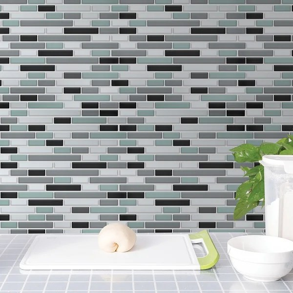 https www overstock com home garden walplus metalic turquoise mosaic glossy 3d metro sticker tile 6pcs 12 31813449 product html