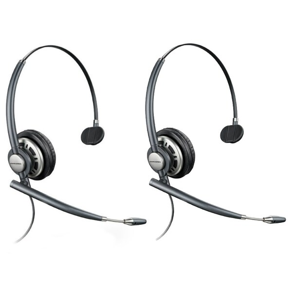 Shop Plantronics EncorePro HW291N-2 (2-Pack) Monaural