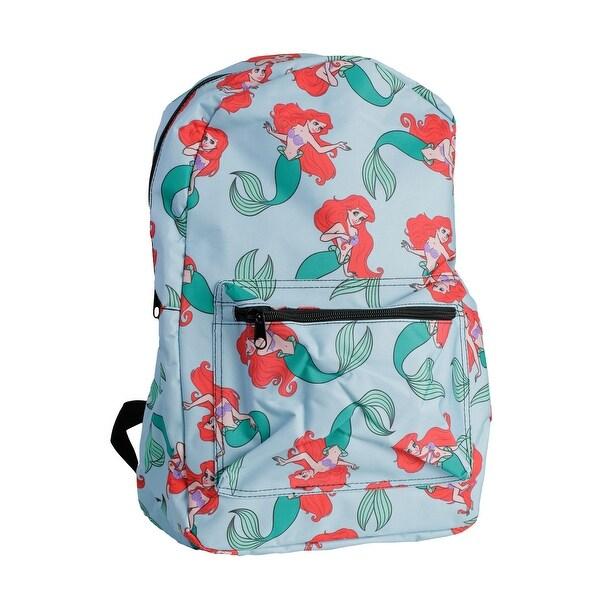 ariel little mermaid backpack