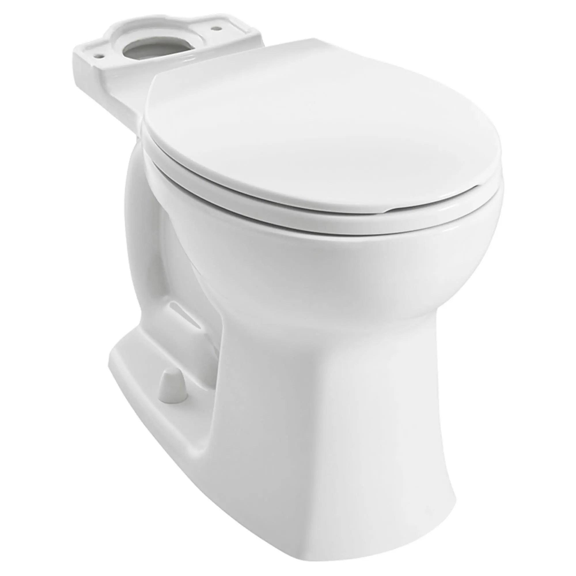 American Standard 3519b 101 Edgemere Round Comfort Height Toilet Bowl White Overstock 25646977