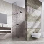 Twobeg 07 Diamond Long Octagon Wooden Beige Marble Mosaic Tile Kitchen And Bath Backsplash Wall Tile Floor Tile Home Kitchen Home Decor