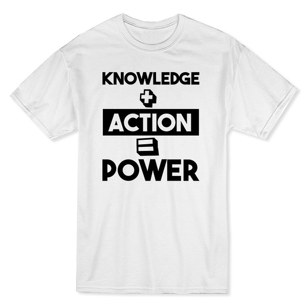 knowledge plus action equals