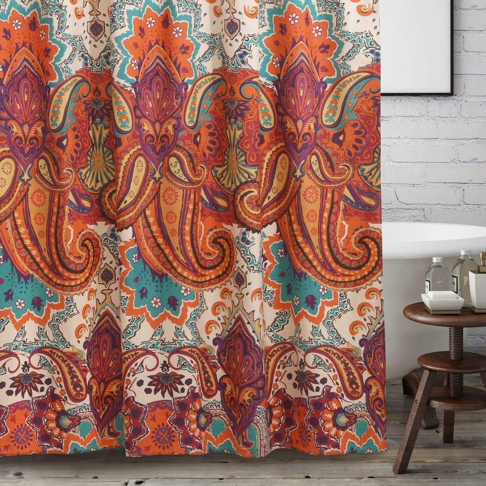paisley shower curtains find great