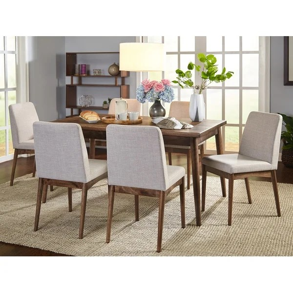 Buy 7 Piece Sets Kitchen Dining Room Sets Online At Overstock Our Best Dining Room Bar Furniture Deals