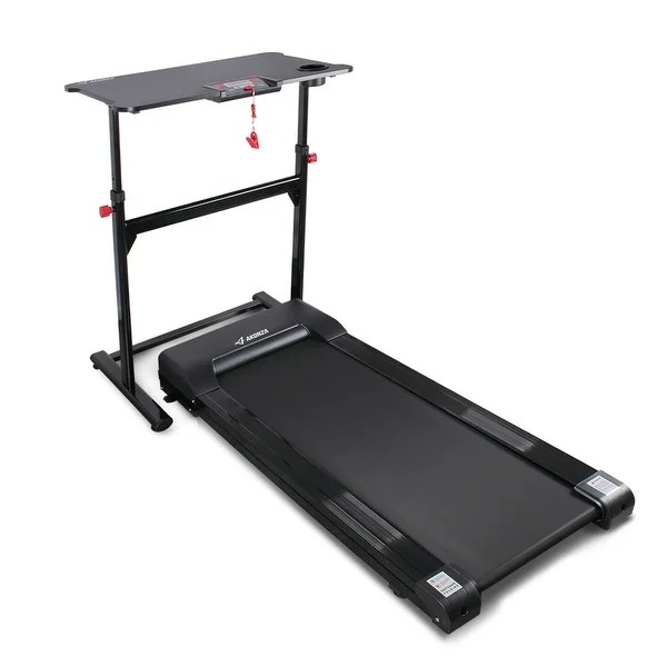 Shop AKONZA Tabletop Electric Treadmill For Standing
