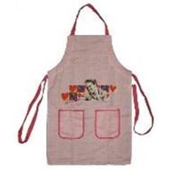 Kitchen Apron For Kids Islands On Sale Shop Precious 54001 Elvis Presley Pink Free